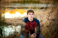 {Adam Sr. 2020} Central Chirstian HS Senior