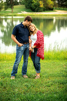 {Kaylee and Reed Engagement} Summer 2020