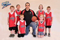 UpWard Sports 2013 - Bulls Basketball Team