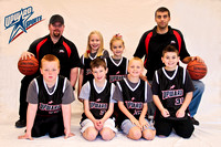 UpWard 2013 - Vipers Basketball Team