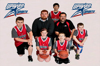 UpWard 2013 - Flash Basketball Team