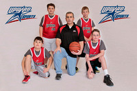 UpWard 2013 - Storm Basketball Team