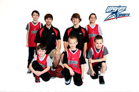 UpWard 2013 - Jets Basketball Team