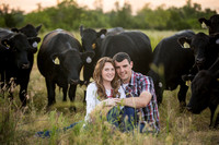 {Love is in the Fields} - Cody and Amy are Engaged