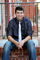 { Meet Superman! } Evan CCHS Sr. 2015