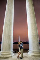 {Destination - Washington D.C.} Engagement Danae and Mikael