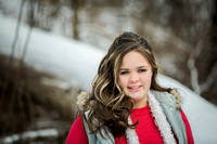 {Pretty Payton - Snow Session}